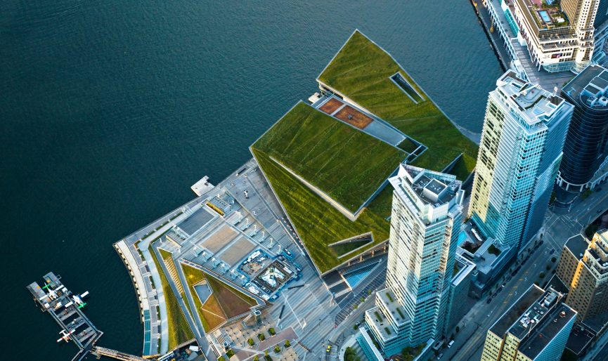 green roofs RJC