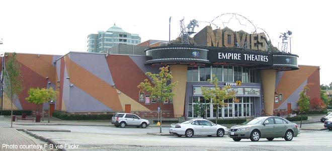 landmark cinemas acquires 20 movie theatres