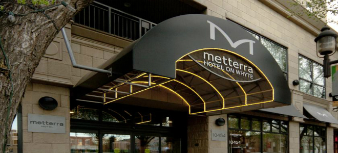 mettera hotel in edmonton is largest hotel in canada to. Black Bedroom Furniture Sets. Home Design Ideas