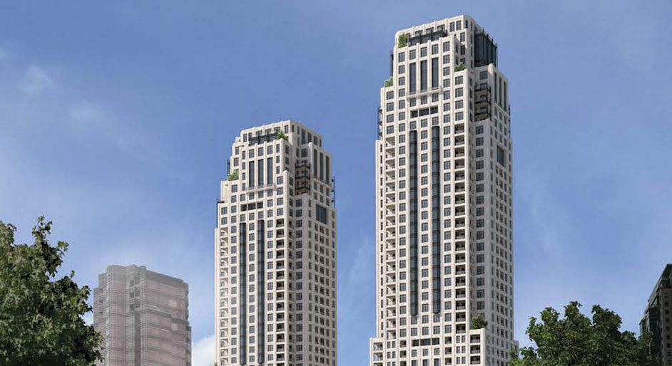 passive house towers