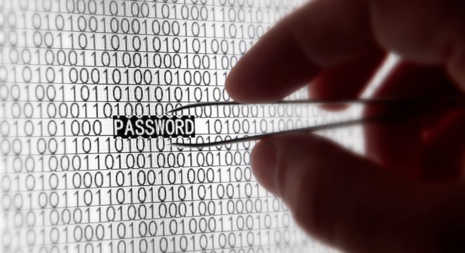 Simple computer passwords are standard in most industry sectors
