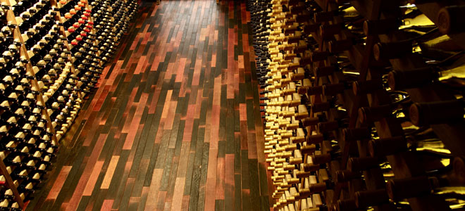 From Wine Barrels To Wood Floors