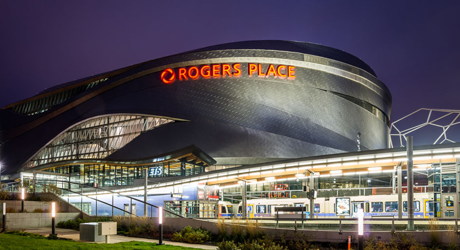 rogers place LEED