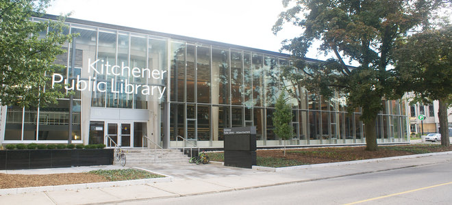 The City Of Kitchener Officially Celebrates New