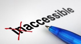 Accessibility certification