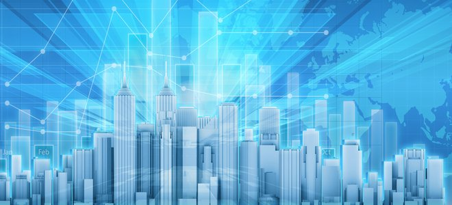 Economy city and chart profits