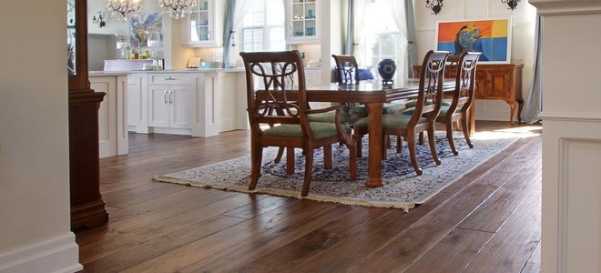 The Latest Trends In Hardwood Floors