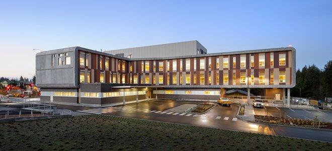 St Marys Hospital - Perkins+Will Canada / Farrow Partnership Arc