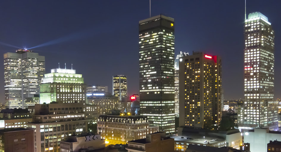 Downtown Montreal office market