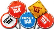 divergent property tax regimes