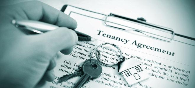 standard lease form