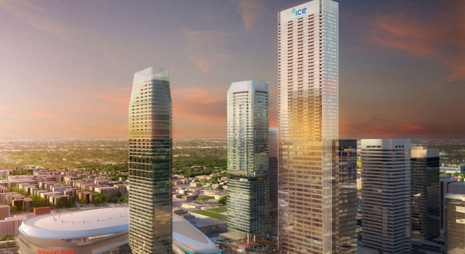 Stantec Tower reaches new heights in Edmonton - REMI Network