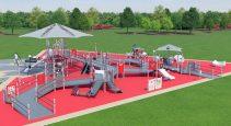 Surrey playground jumpstart