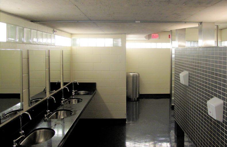 washroom technology