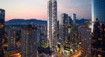iconic 57 storey tower