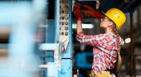 women in trades change